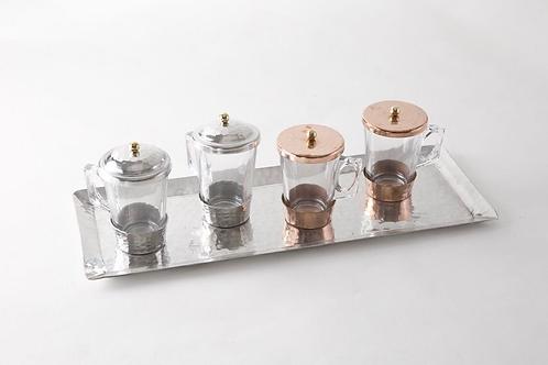 Espresso Cup Copper