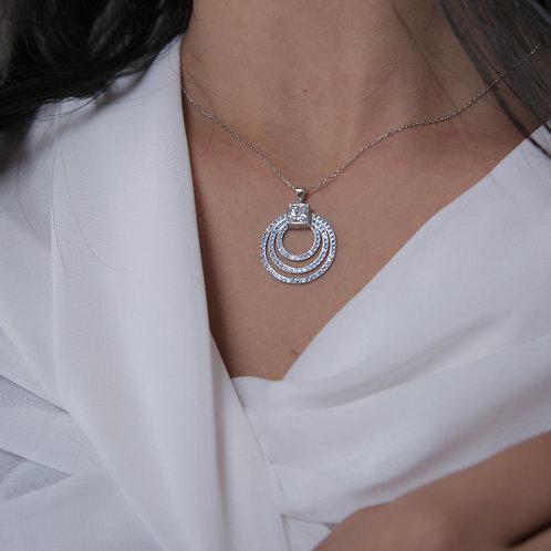Tawaf Medal Necklace