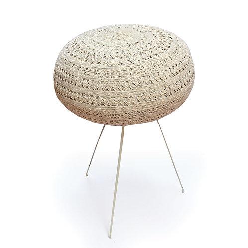 Crochet Floor Lamp