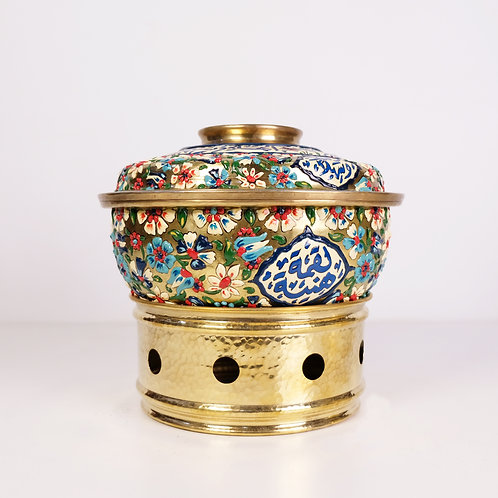 Casserole Brass Mina