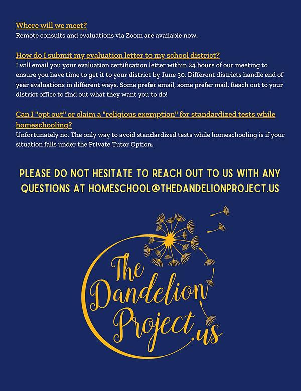 PA Homeschool + unschool evaluations (4)