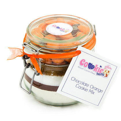 Chocolate Orange Cookie Mix