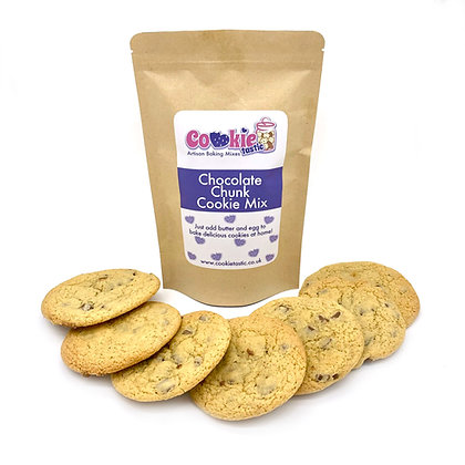 Chocolate Chunk Cookie Mix Pouch