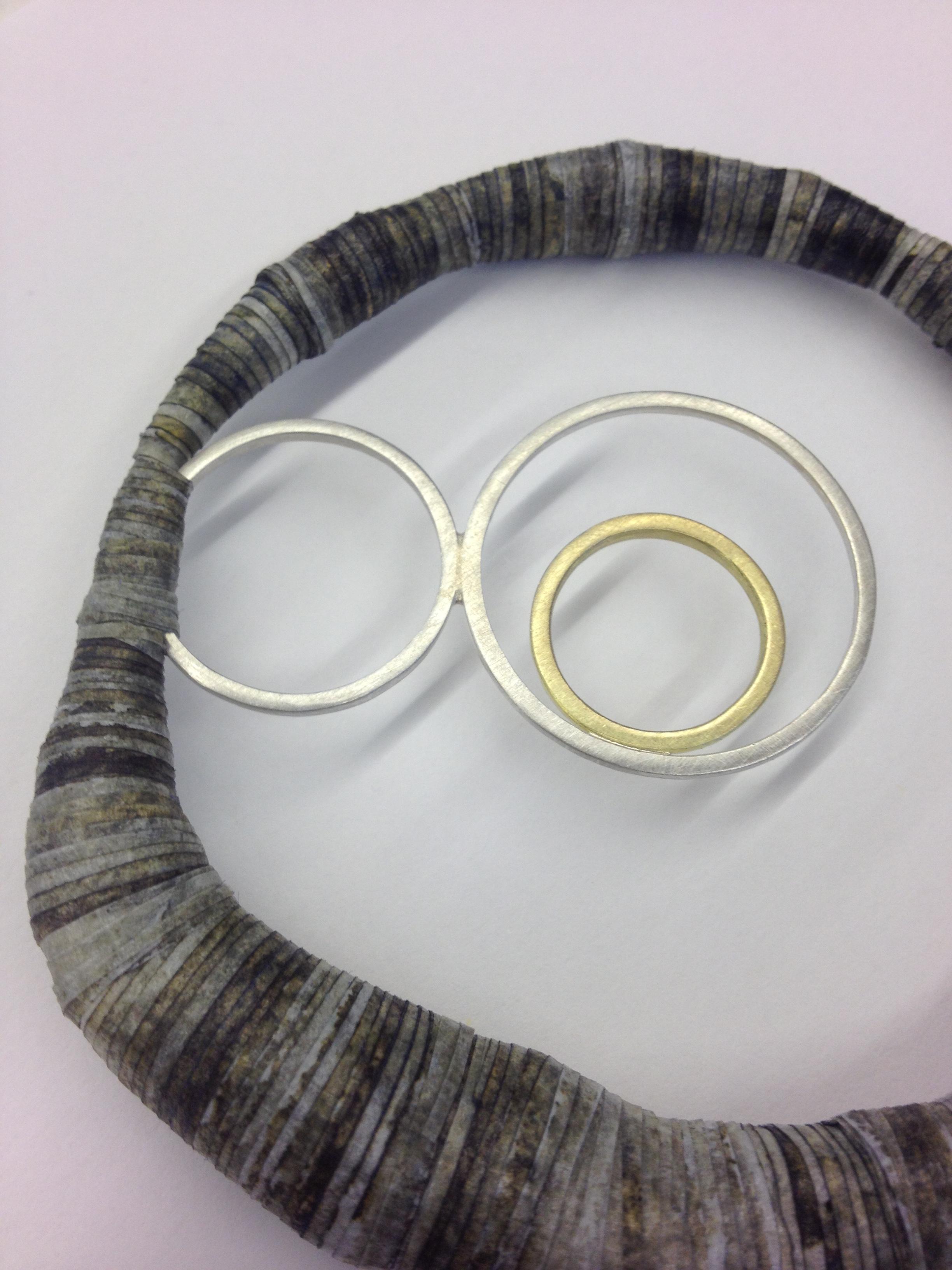 'Bound' Ring