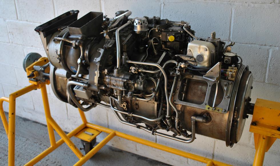 Rolls Royce Gem Engine in Stand (15).JPG