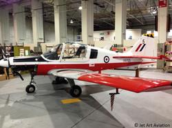 Scotish Aviation Bulldog XX705
