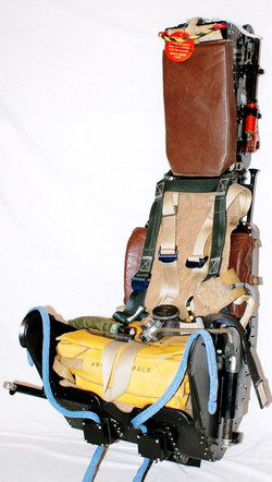 EE Canberra type 1CN ejection seat