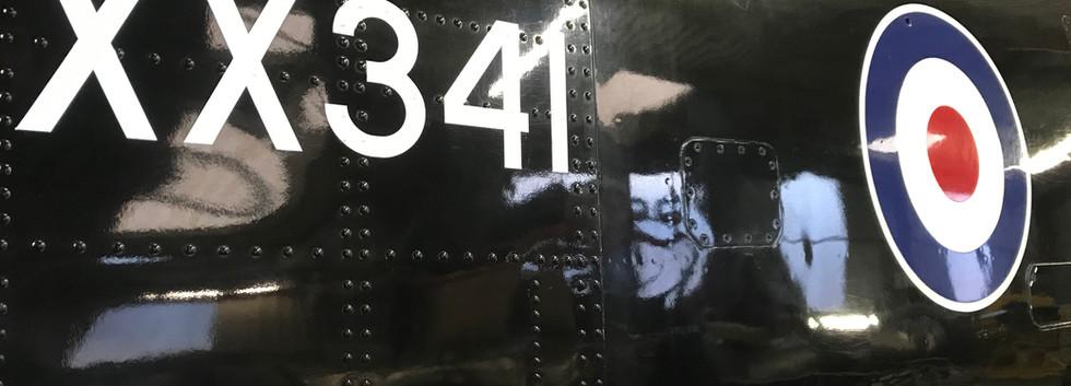 BAe Astra Hawk XX341 11.JPG