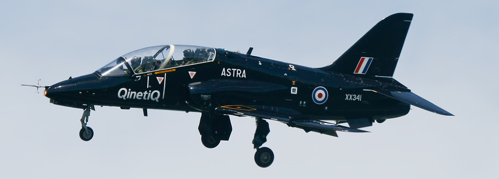 In service image of ASTRA Hawk XX341, 2006 by Rick Ingham (2).jpg