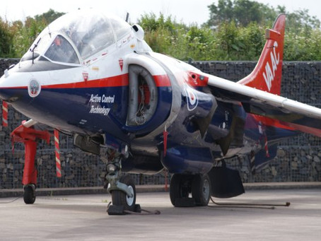 VAAC Harrier XW175 Acquired by Jet Art Aviation