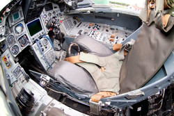 Tornado F3 cockpit