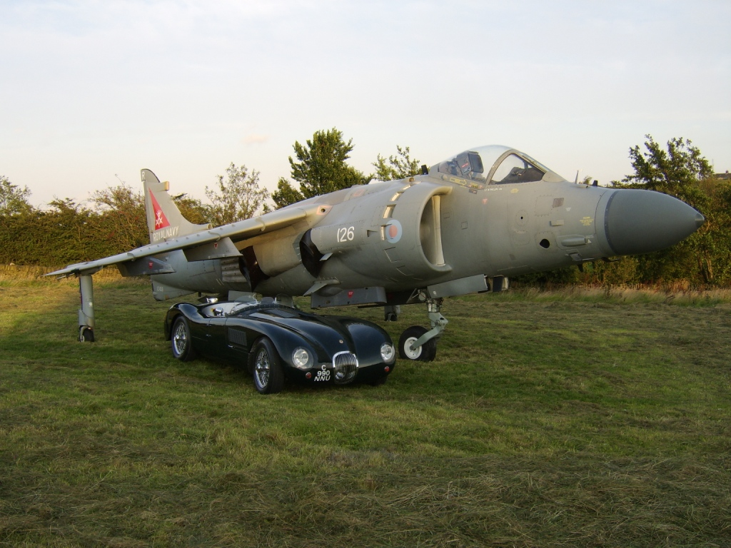 Sea harrier XZ459 (1)