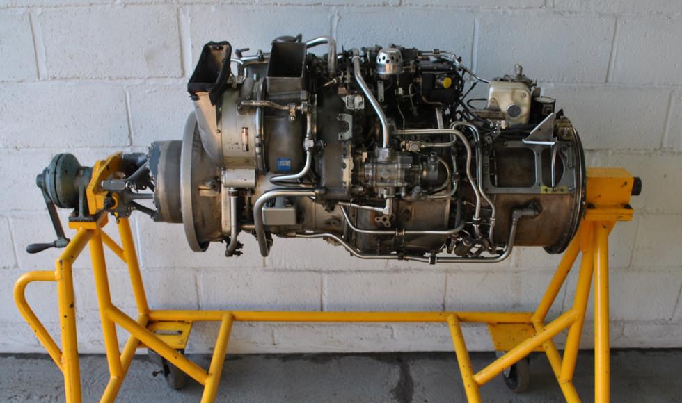 Rolls Royce Gem Engine in Stand (3).JPG