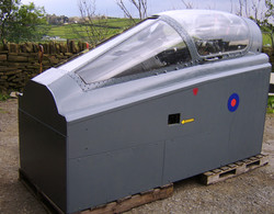 Jaguar Simulator Cockpit (1)