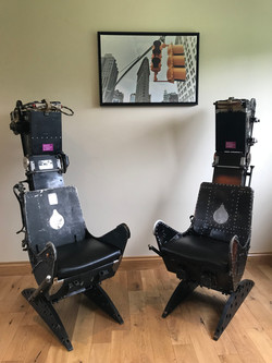 Mouted Mk2 Ejection seats