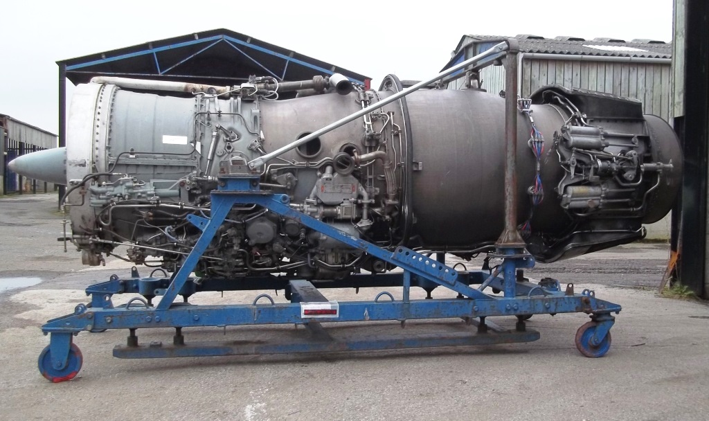 Spey BAC111 jet engine for sale (6)