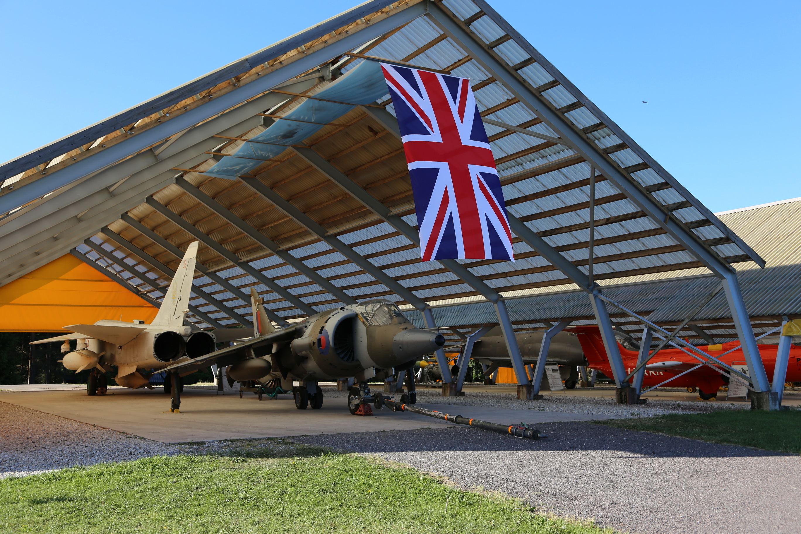 Harrier GR3 XZ994 (2)