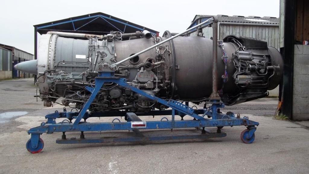 Spey BAC111 Jet Engine