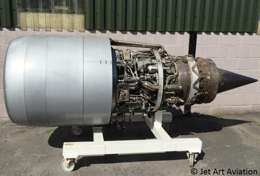Rolls Royce M45-H Fokker