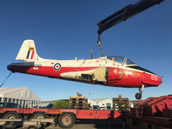 Jet Provost Delivery