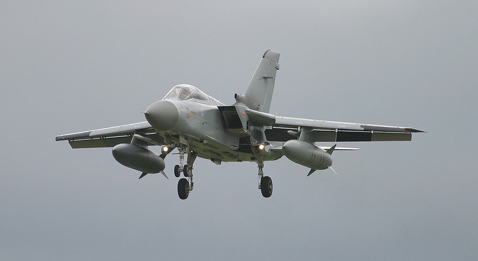 In service image of ZD899 June 2004 Warton by Ian Nightingale