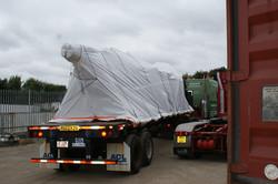 Sea Harrier International shipping