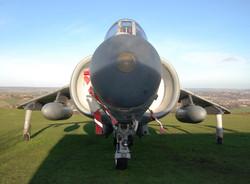 Sea Harrier ZD615