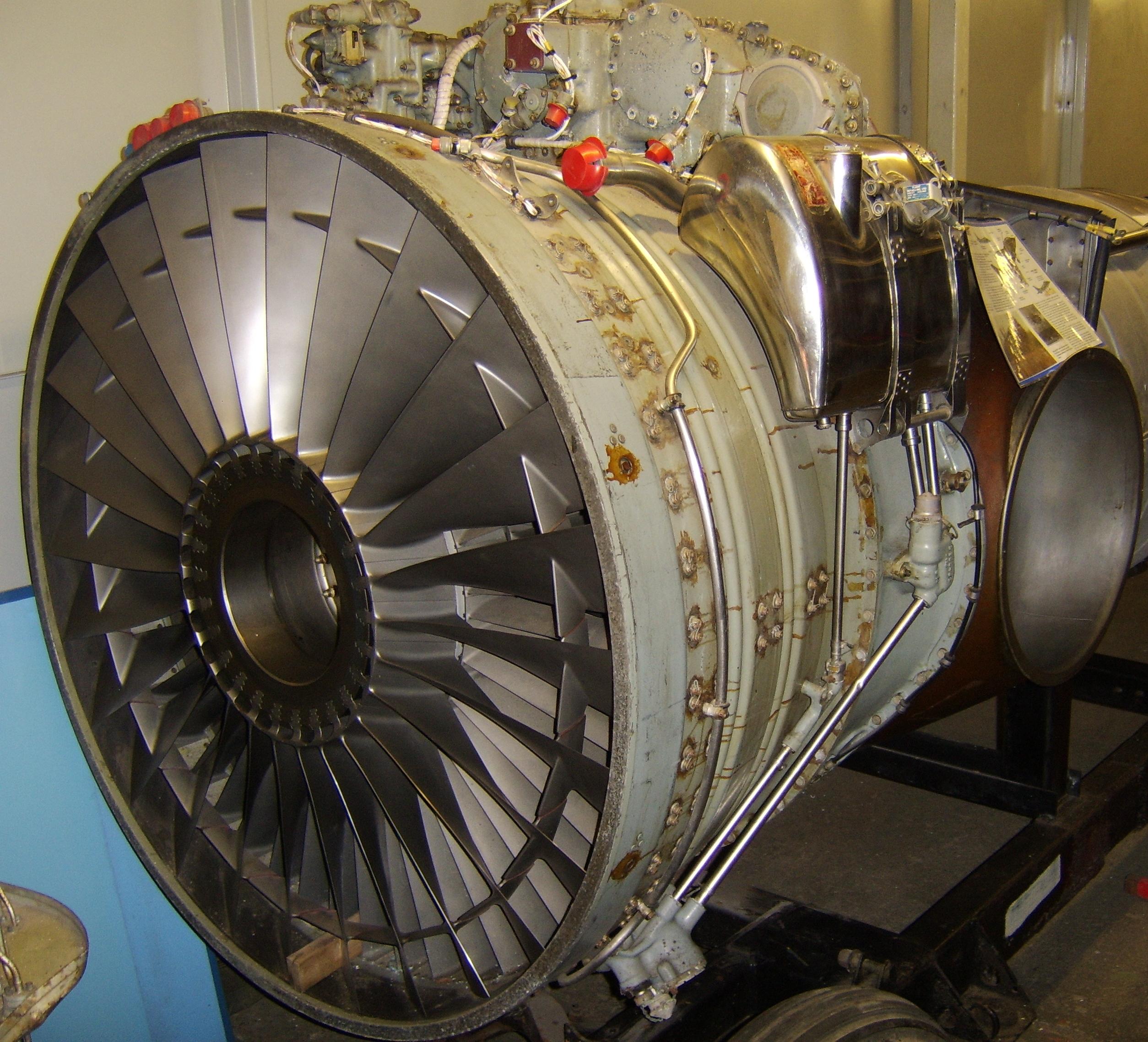 Harrier Jump Jet Rolls Royce Pegasus Eng