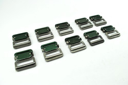 Aircraft clips and costume Buckles