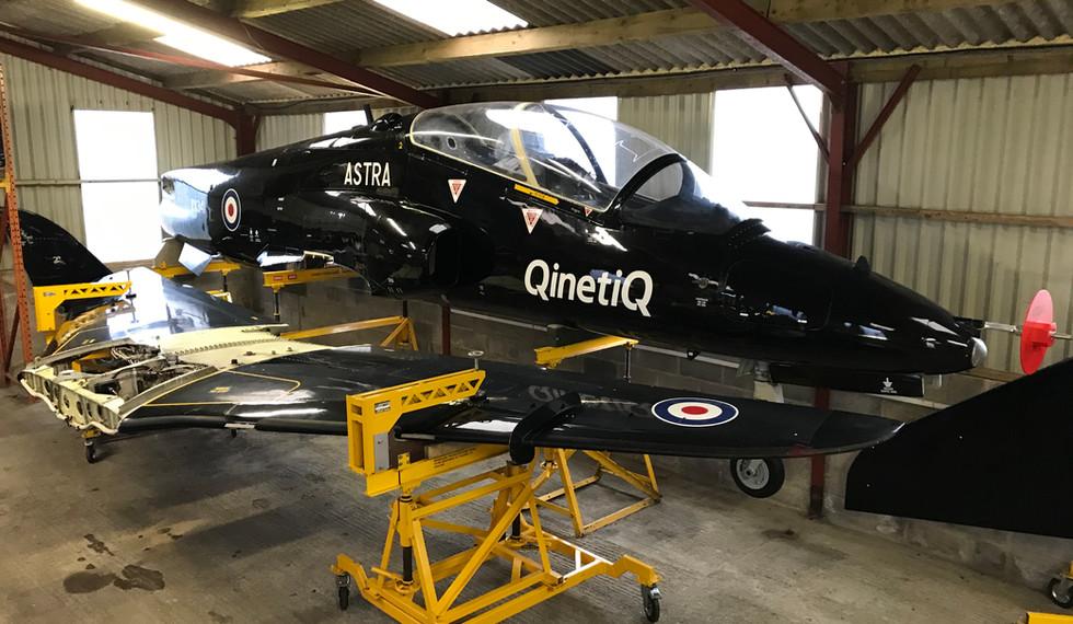 BAe Astra Hawk XX341.JPG