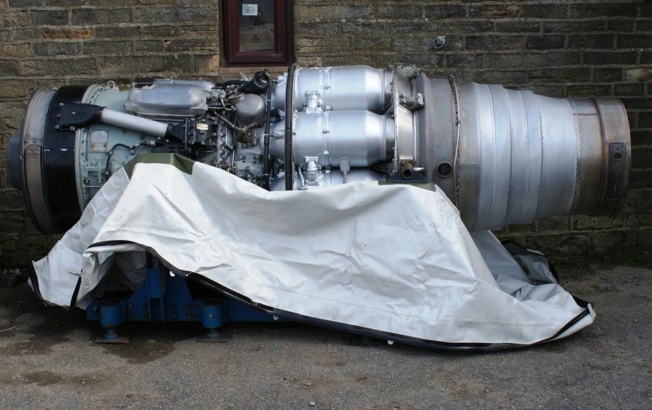 Rolls Royce Avon 122