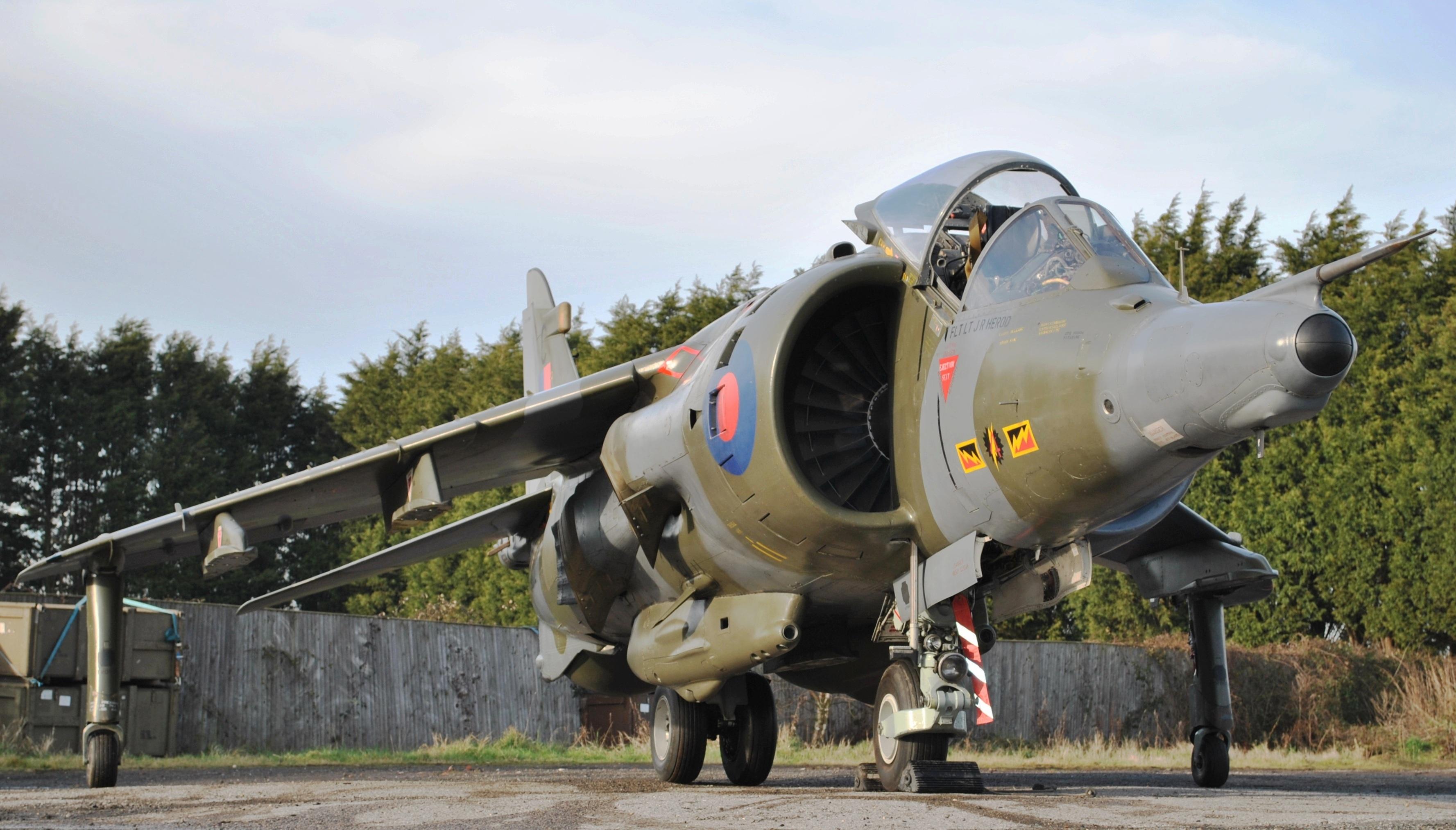 Harrier GR3 XZ132 (4)