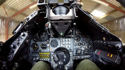 Harrier GR3 Cockpit