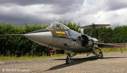 Lockheed F-104G Starfighter (2)