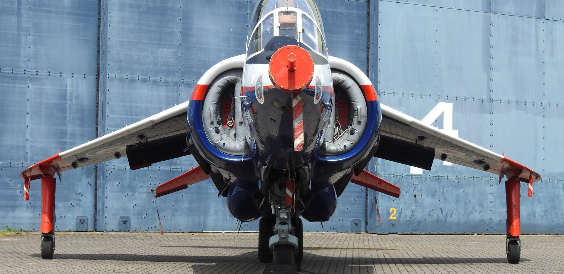 VAAC Harrier XW175