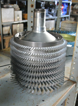 jet engine Compressor