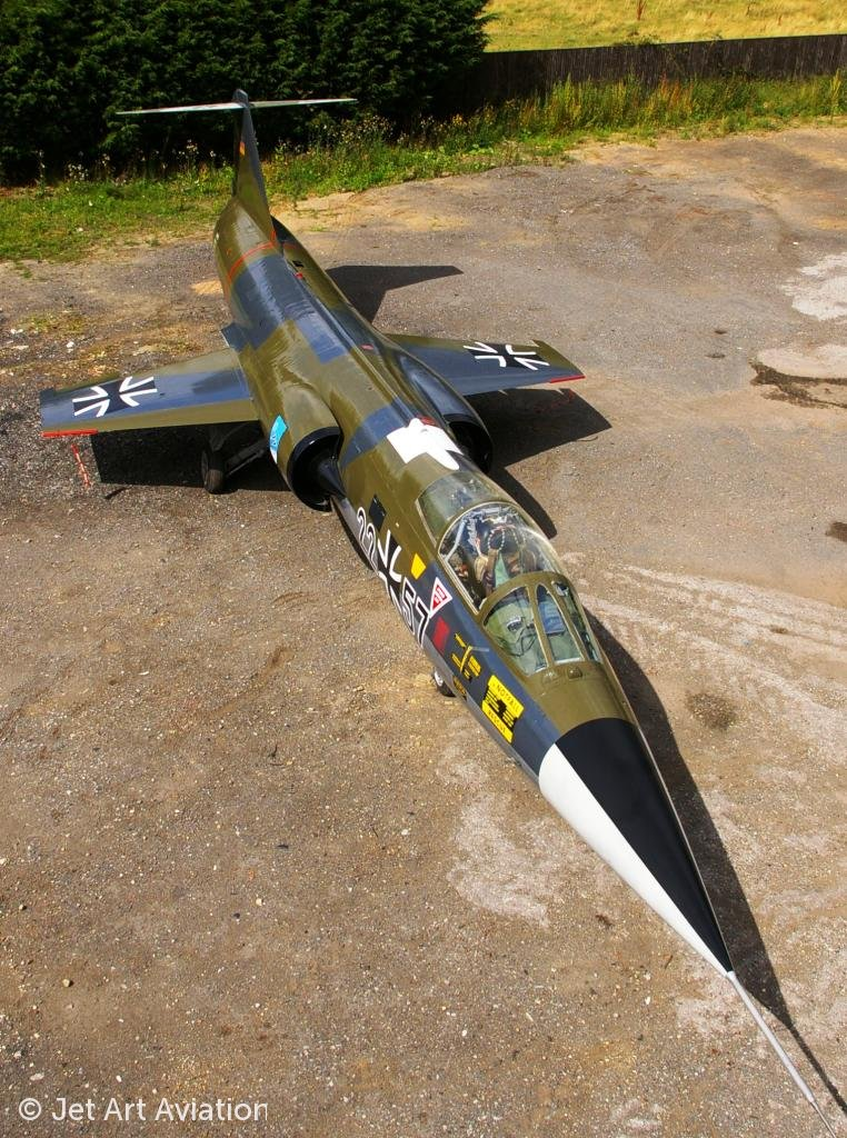 Lockheed F-104G Starfighter (4)