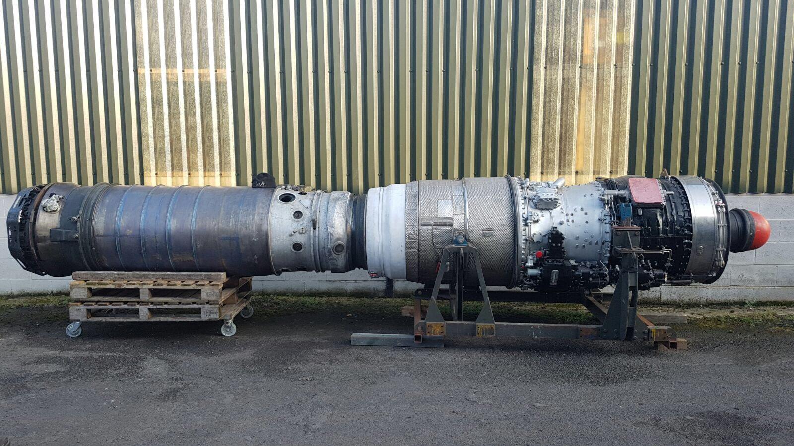Rolls Royce Avon Mk209 jet engine