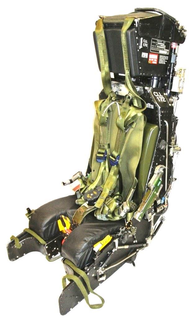 Sepecat Jaguar Mk9B Ejection Seat