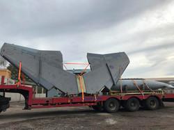 Jaguar wing shipping
