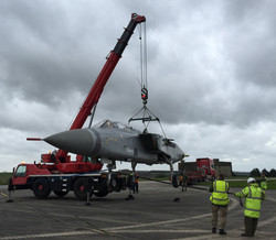 Tornado ADV Move Boscombe Down