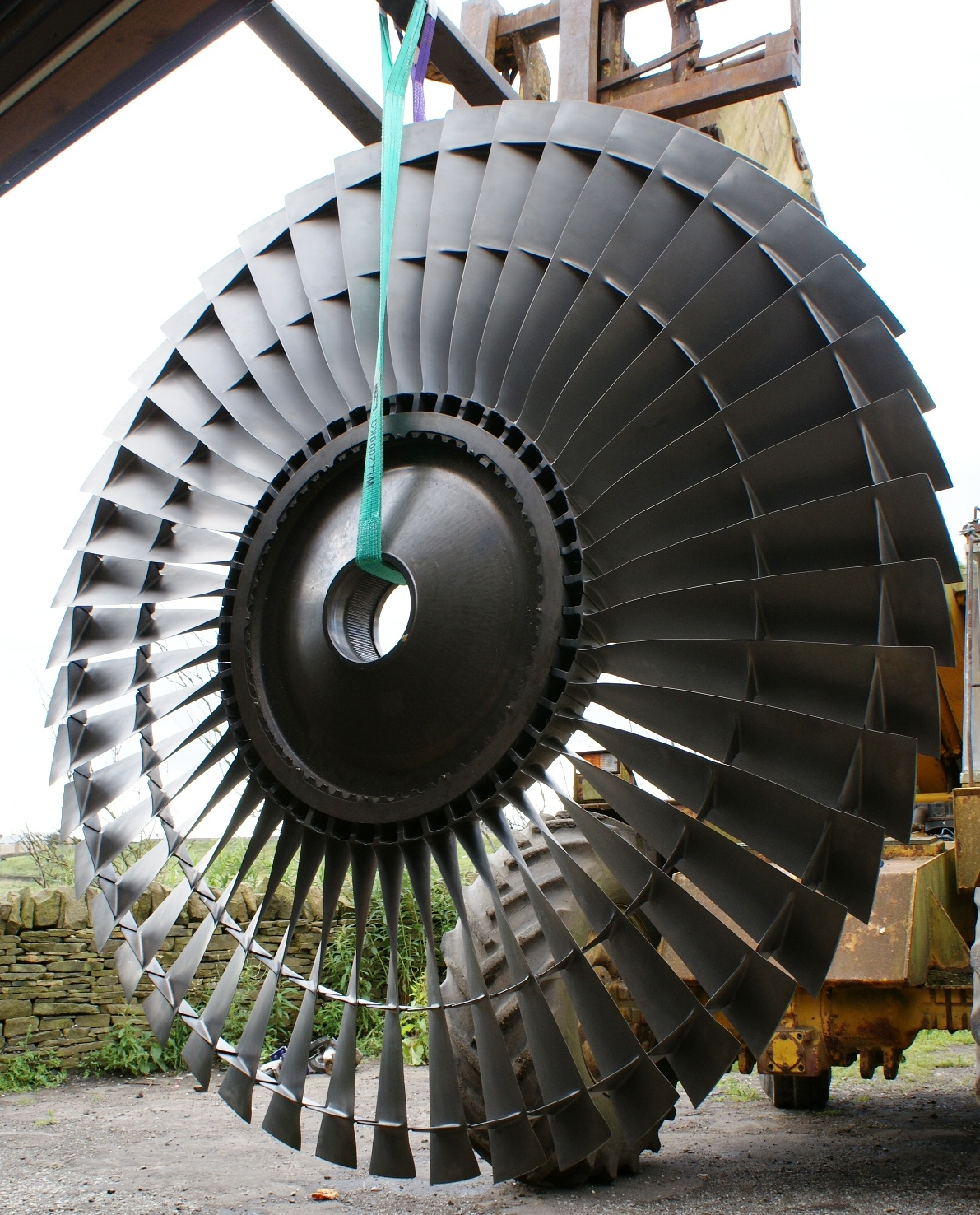 JT9D Fan 001