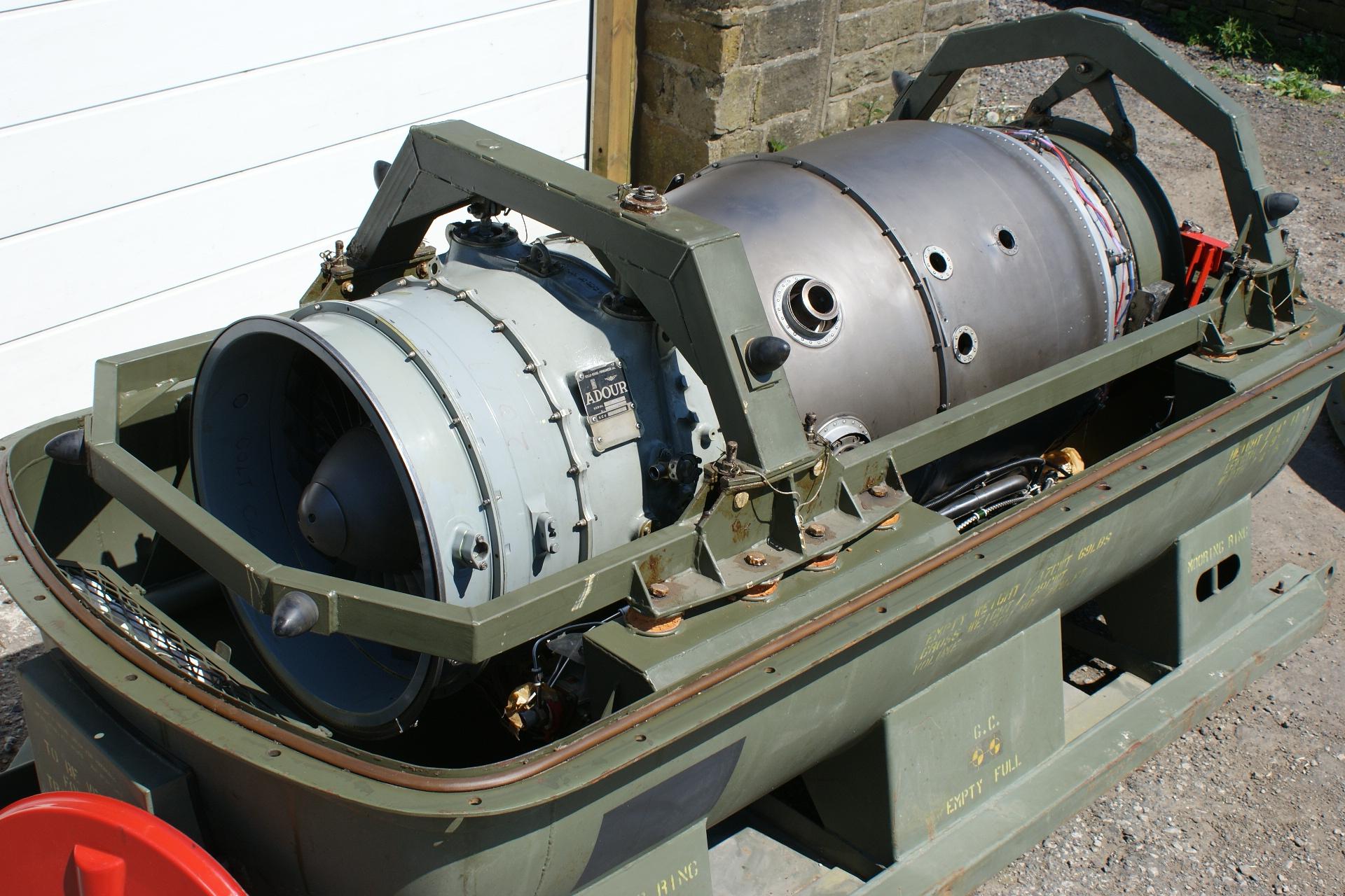 Adour engine