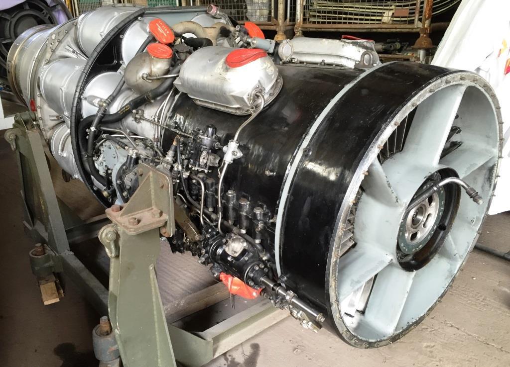 Avon 122 Engine