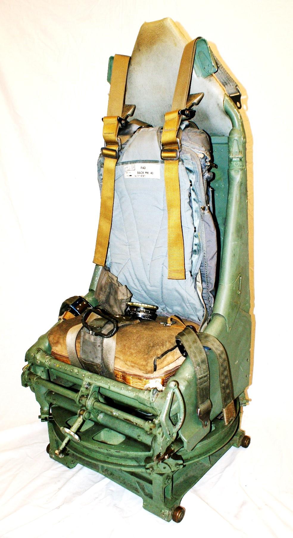 Vulcan crew seat (2)