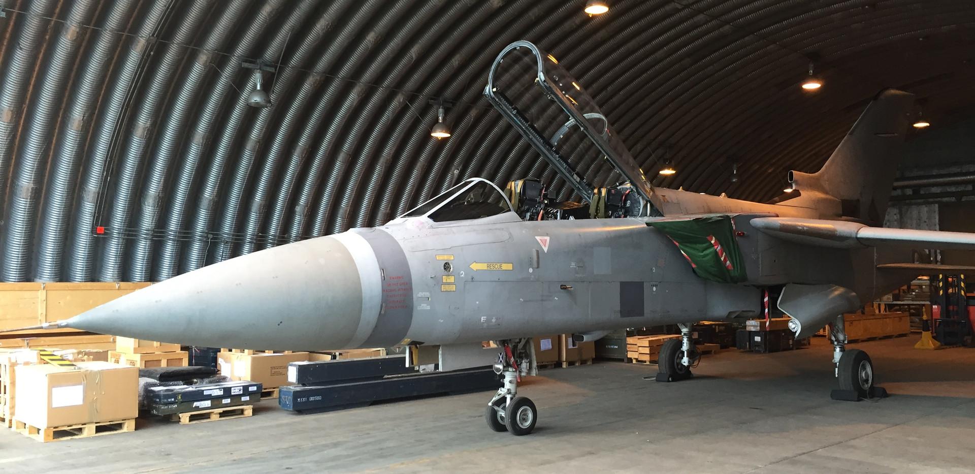 PANAVIA Tornado F2A ZD902 TIARA