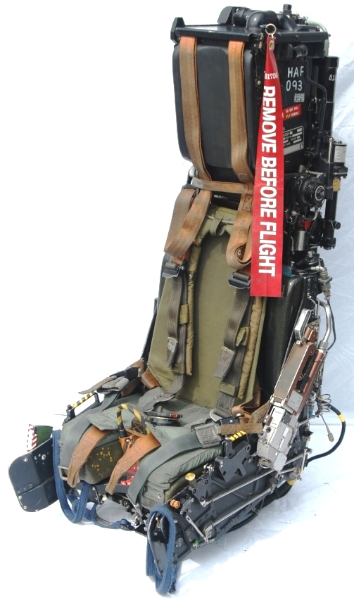 Harrier GR9 12H Ejection Seat (3)