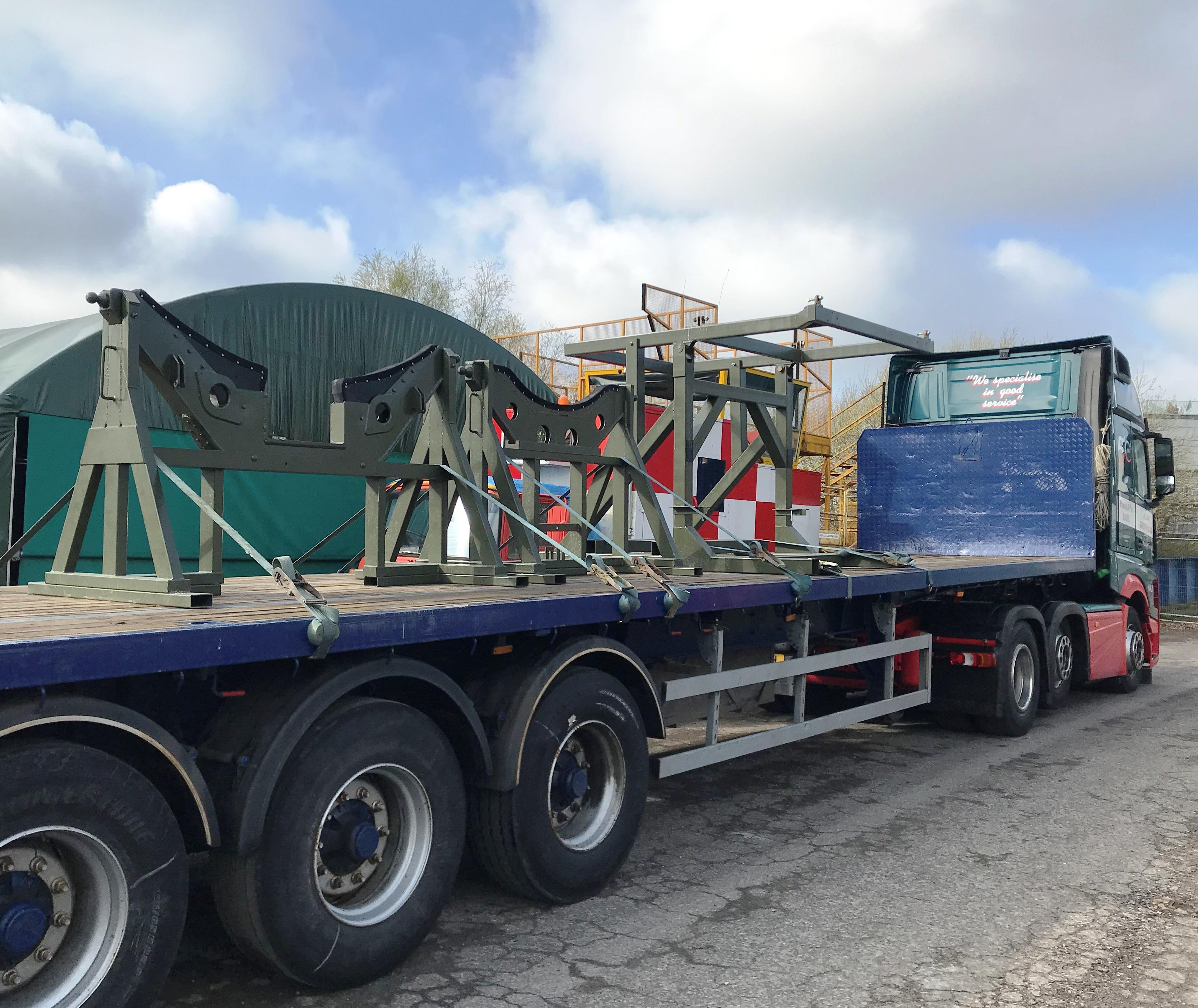 Bespoke Ground Support equipment