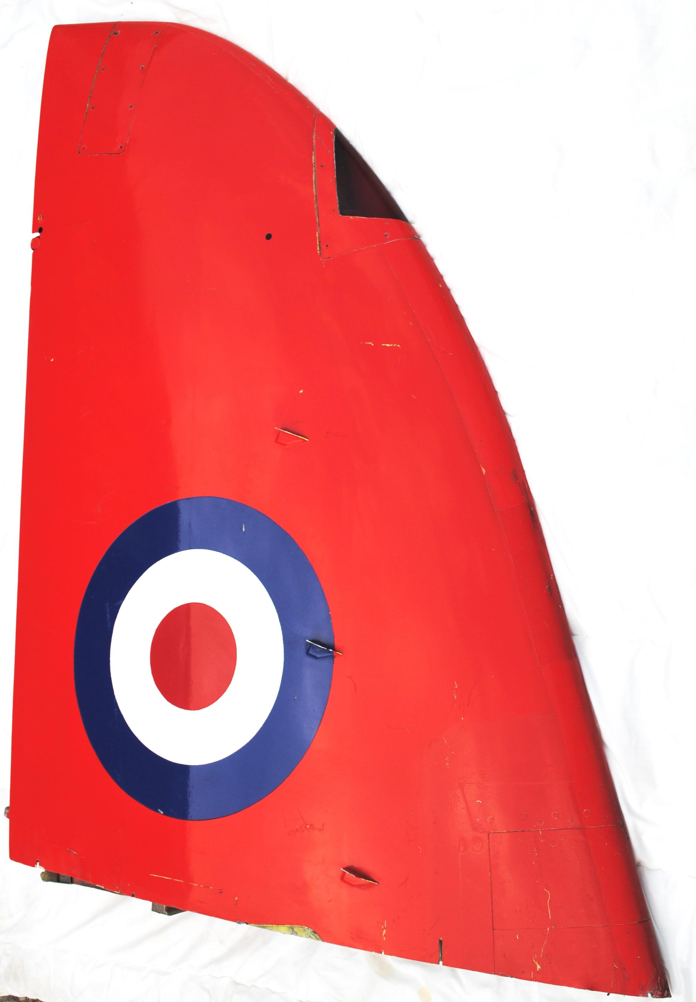 Red Arrows Hawk Wing Tip