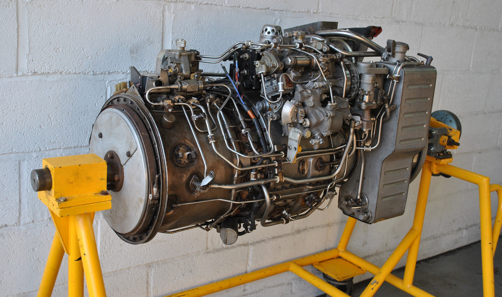 Rolls Royce Gem Engine in Stand (17).JPG